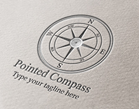 Pointed Compass