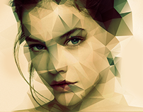 Polygonal Lady