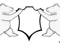 Logo pour club d'haltérophilie