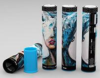 Paintbrush Packaging   Chhapac