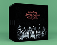 Kristofer Åström – Göteborg String Session LP/DVD