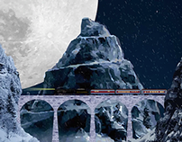The Polar Express Title Sequence