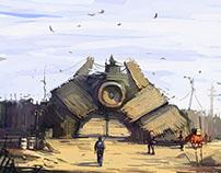 Megaton. Fallout  3