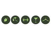 Hotel Logo Set