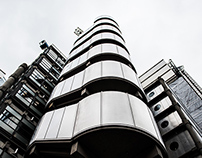 Lloyd's - the Inside-Out Building