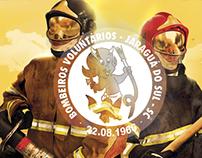 Bombeiros Voluntários de Jaraguá do Sul