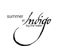 Indigo by the Water - Summer 2014 Menus