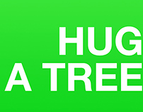 GRAPHIC DESIGN_Earth Day Hug a Tree Brochure