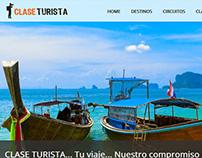 Clase Turista Viajes