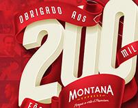 200k likes - Montana Express