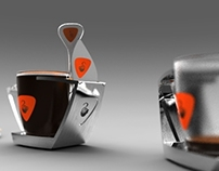 Barista Lavazza _ Redesign Of Coffee Cup