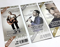Music Poster: MARCELL