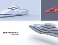 Yatch Surface Design _ Cad Freelance