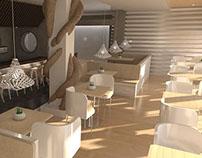 Дизайн-проект придорожного ресторана