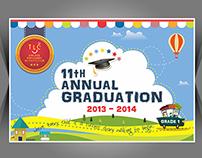 11th Annual Graduation Day 2013 - 2014   TLC
