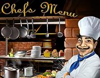 The Chef's Menu