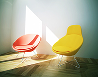 3D Works / Interior Visualization