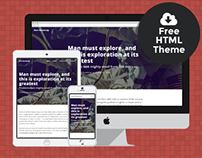 Clean Blog - Free Bootstrap HTML Blog Theme