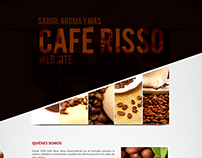 Café Risso - Web Site