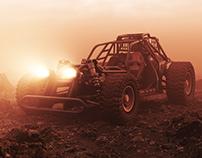 Mars Off-Road