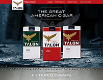 Talon Tobacco Website