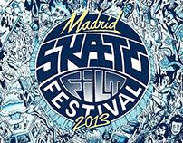 Madrid Skate Film Festival 2013