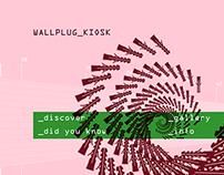 Wall Plug Kiosk