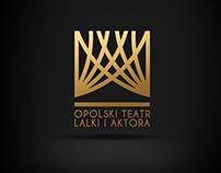 Logo identification Opolski Teatr Lalki i Aktora