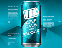 Campaign Reload by Bold  - Microsite