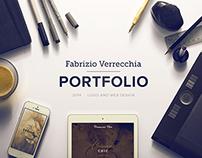 Fabrizio Verrecchia - Preview Portfolio 2014