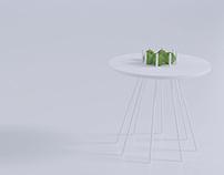 table green apple