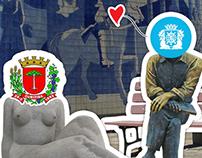 Homenagem ao casamento da Prefeitura de Curitiba