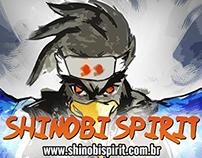 Banners para Shinobi Spirit