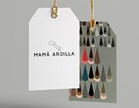 Imagen y diseño web de la tienda Mamá Ardilla