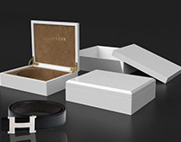 High-end blet packaging boxes launched by Sinicline