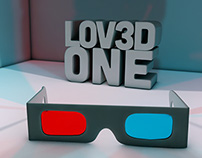 LOV3D ONE