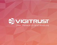 VigiTrust Website Usability Test