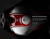 Ducati 1299 Panigale - web presence