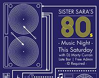 Sister  Sara's Poster Designs