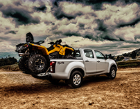 Dmax 2014 | KTM | Can Am