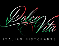 Dolce Vita Logo & Business Card