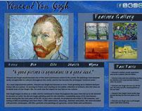 Van Gogh PhotoShop Mockup