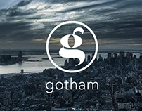 Gotham Inc. Website