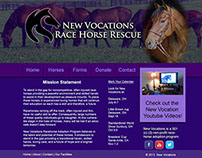 Horse Rescue Mock Site