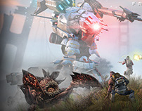 Defiance Free-To-Play Key Art