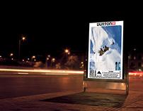 Burton Ad Campaign