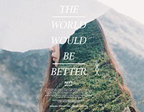 The world would be better
