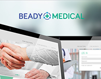 Beady Medical · Web Design