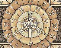 Rosecrucian Adeptus Cross