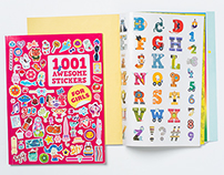 1001 Stickers for Boys & Girls